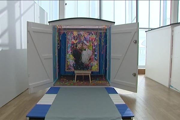 Le musée d'art moderne André Malraux au Havre donnent carte blanche au duo Pierre et Gilles