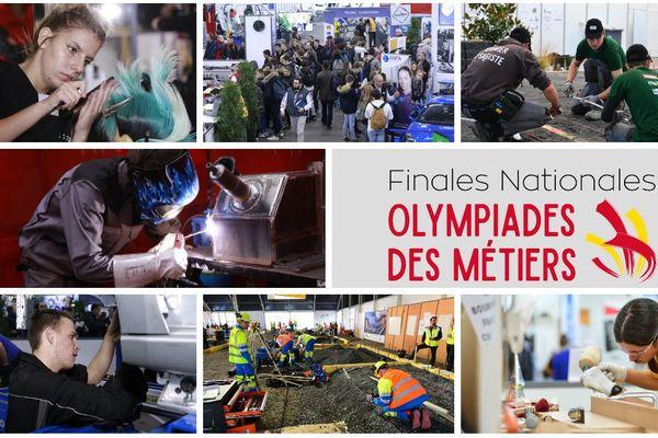 Durant 3 jours, le Parc Expo de Caen a accueilli les finales nationales des Olympiades des Métiers 2018.