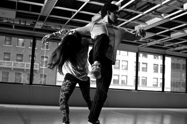 """Extrait de """"Urban Dances Paris New-York""""."""