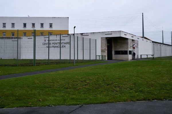 La prison de Réau, en Seine-et-Marne (illustration).