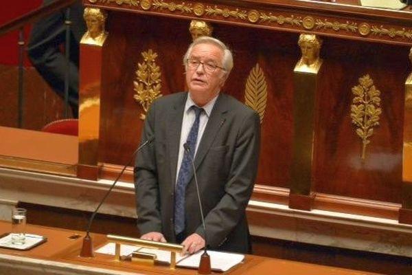 François Rebsamen, ministre du Travail, de l'Emploi, de la Formation professionnelle et du Dialogue social