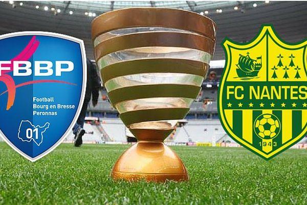 DIRECT. 16ème de finale de Coupe de la Ligue : suivez la rencontre Bourg-en Bresse - FC Nantes