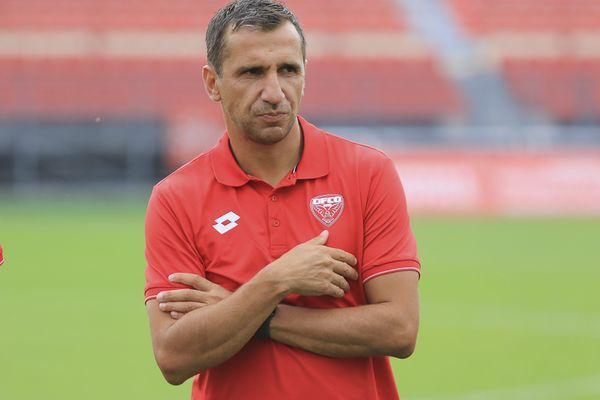 Nommé à la tête de l'équipe en novembre 2020, David Linarès n'est plus l'entraîneur du DFCO.