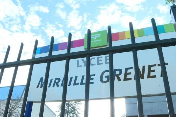 Lycée Mireille Grenet à Compiègne