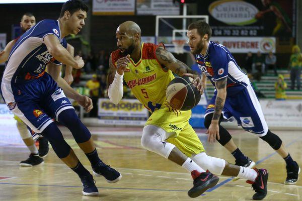La JA Vichy Clermont Métropole recevait Rouen Metropole Basket, le jeudi 27 décembre 2017 à la Salle Pierre Coulon.