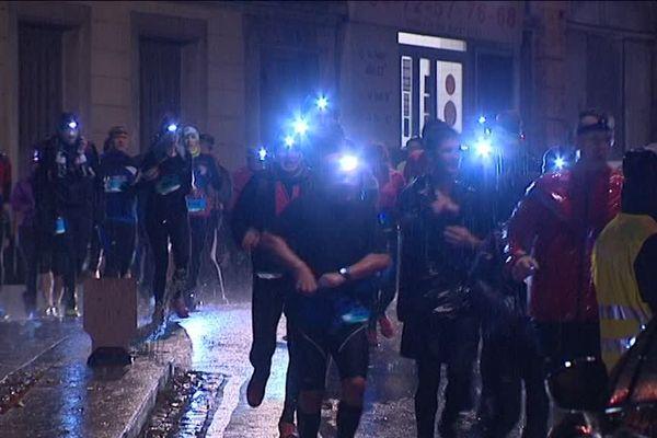 Le Lyon Urban Trail (version by night) se déroule ce samedi 4 novembre