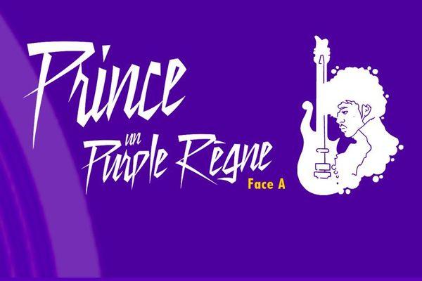 """L'exposition """"Prince, Purple Règne"""", Face A, se tient dans un premier temps en virtuel du 17 au 31 janvier."""