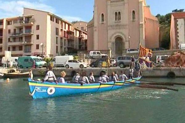 Les vieux gréements à la manoeuvre, à admirer à Port-Vendres, dans les P.O, ce week- end