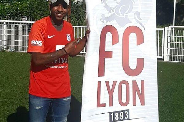 Football : Rhau, le cousin de Neymar signe au FC Lyon