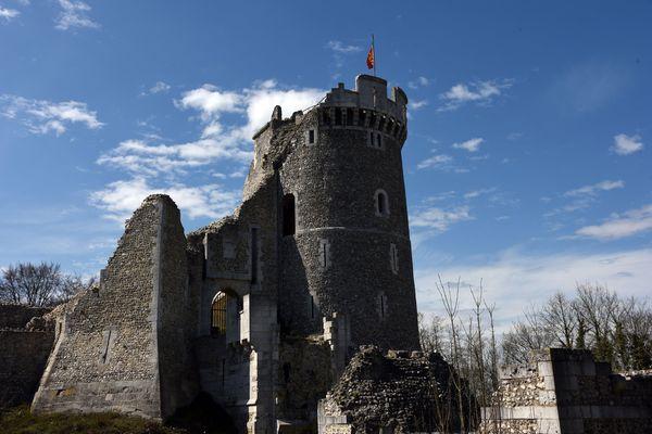 Un explore game sera proposé en 2022 au château de Robert le Diable près de Rouen.