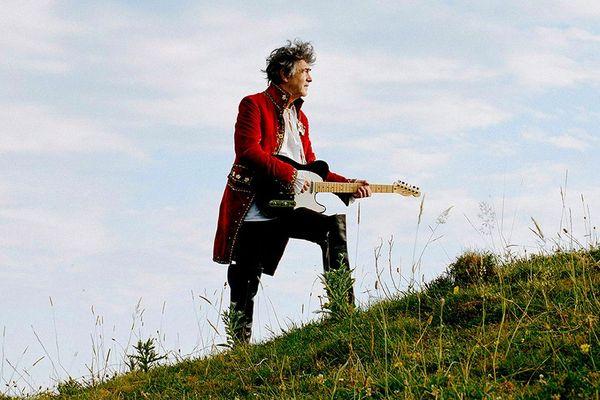 Le chanteur Jean-Louis Murat à la Coopérative de Mai, à Clermont-Ferrand, jeudi 22 novembre.