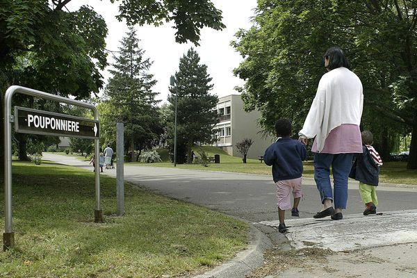 L'institut départemental de l'enfance et des familles, situé à Bron, accueille des enfants de 0 à 18 ans en situation d'urgence/ photo d'illustration