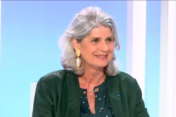 Karine Gloanec-Maurin invitée de Rebecca Benbourek dans le 19/20 Centre Val de Loire