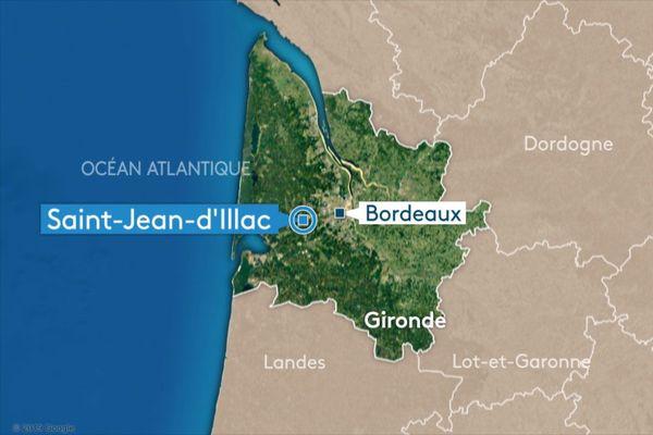 Un jeune homme de 16 ans a été blessé par arme à feu ce vendredi 6 novembre à Saint-Jean-d'Illac en Gironde.