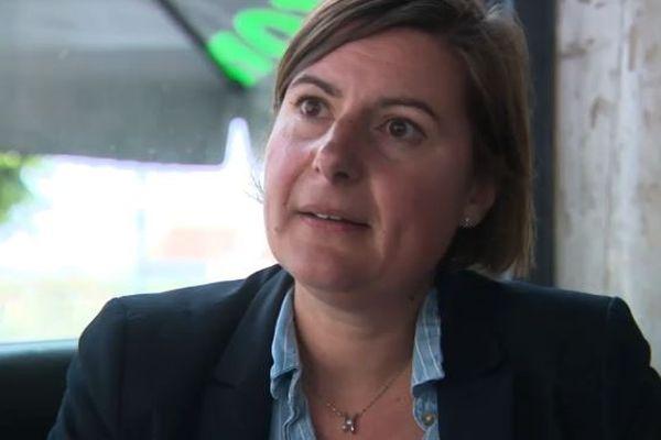 Sonia Patouret, candidate DVD