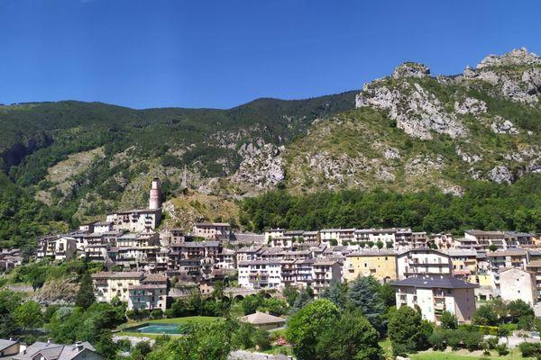 Tende dans les Alpes-Maritimes