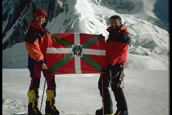 Gasherbrum II Arrate et Robert