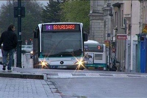 Bus Star à Rennes