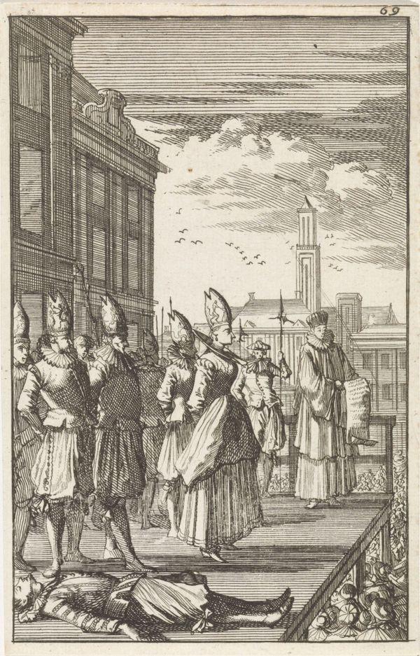 """""""Heksenproces in Atrecht"""" (""""Procès de sorcellerie à Arras"""")"""
