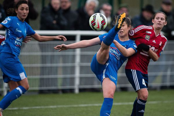 Les footballeuses de Soyaux ont terminé à la 6ème place du championnat l'an passé.