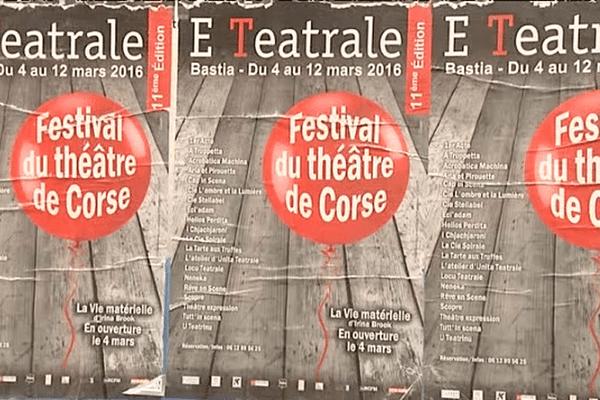 Le festival E Teatrale ouvre sa onzième édition du 4 au 12 mars 2016