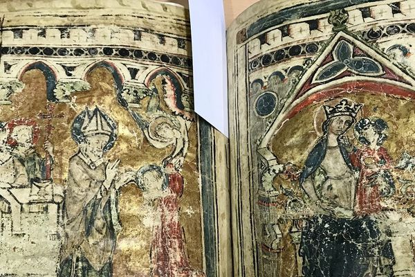 Cartulaire de Limoges datant du XIIIe siècle désormais consultable sur internet