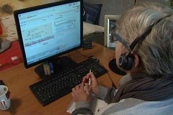 En cherchant à joindre le centre d'appels d'Orange, on peut tomber au domicile des salariés