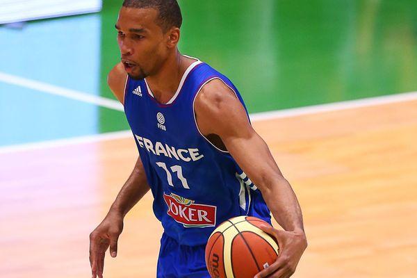 Yannis Morin joue déjà dans l'équipe de France A'.