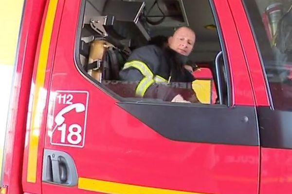 Pour les interventions, c'est un jour comme les autres. Pas question pour les pompiers de buller.
