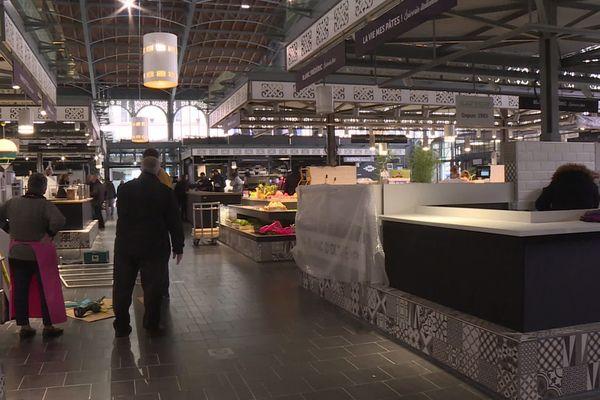 Les nouvelles Halles de Limoges.