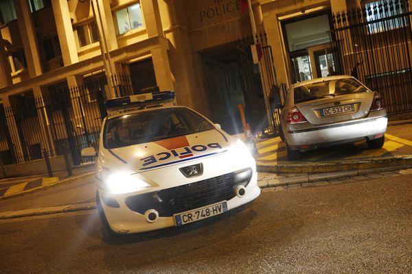 L'agression a eu lieu lors d'une intervention au nord de Toulouse (Haute-Garonne).