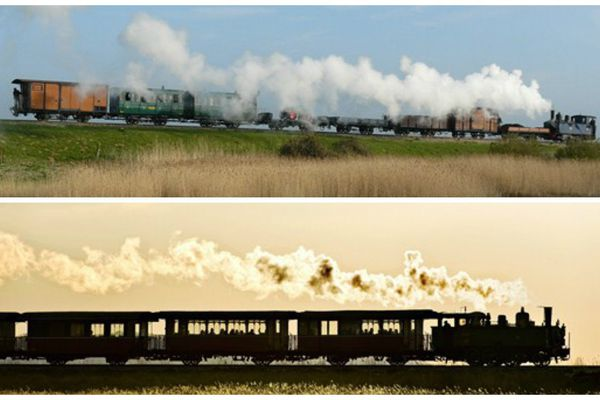 Fête de la vapeur ce week end en Baie de Somme