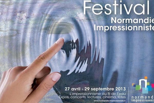 Le festival Normandie Impressionniste s'est tenu du 27 avril au 29 septembre 2013.