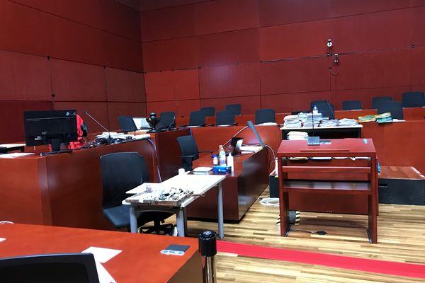 Le procès Troadec s'est ouvert aux Assises de Loire-Atlantique à Nantes, le 22 juin 2021