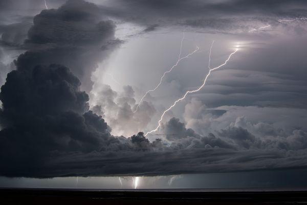 Vigilance jaune orages : des averses orageuses sont annoncées, jeudi 4 juin, en Auvergne.