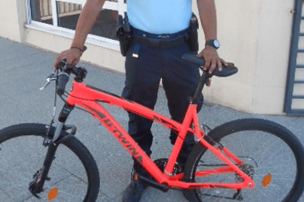 Le vélo volé au Grau-du-Roi par un jeune homme qui voulait se rendre à la feria de Nîmes.