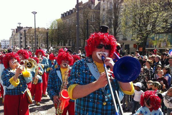 Les clowns sont de sortie