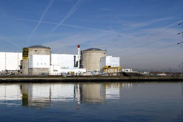 La centrale nucléaire de Fessenheim est la plus vieille de France.