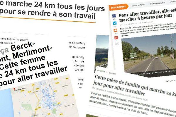 La plupart des médias français ont repris telles quelles les informations de La Voix du Nord.
