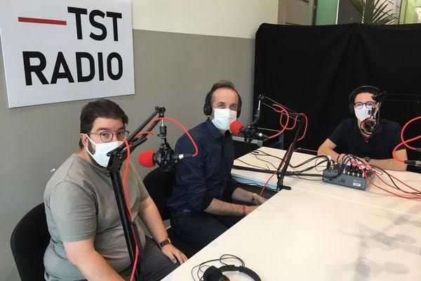 La radio TST a été créée en 2018 à Rouen.
