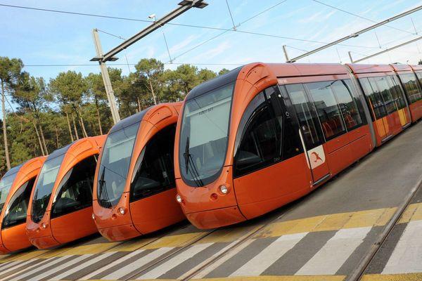 Les deux lignes de tramway du Mans sont toujours perturbées aujourd'hui.