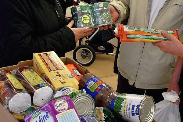 La banque alimentaire de la Vienne lance un appel aux dons