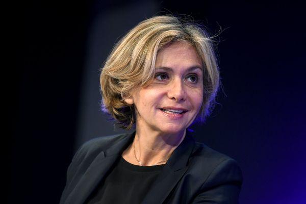 La présidente de la région Île-de-France Valérie Pécresse. Ludovic MARIN / AFP