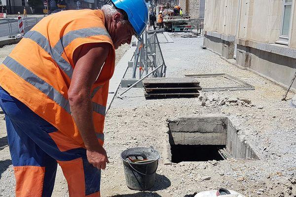 Travail et canicule : les travailleurs du BTP particulièrement exposés aux fortes températures