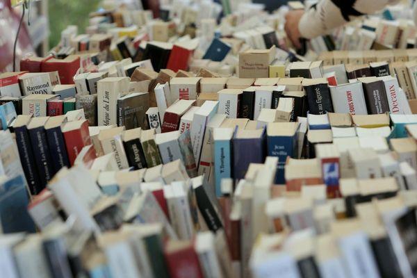 Festival du livre de Mouans-Sartoux. Image d'illustration.