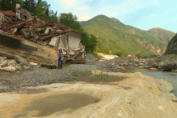"""""""Tempête Alex, un an après"""" - Numéro spécial de rentrée d'Enquêtes de Région au cœur des vallées sinistrés."""