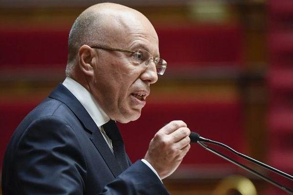 Pour le député Eric Ciotti, il faut durcir l'arsenal législatif pour lutter contre les actes antisémites.