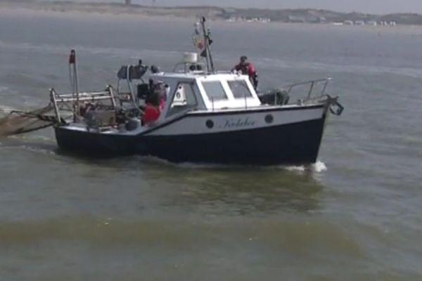 Les autorités ont été alertées dimanche par un navire danois qui avait repéré le paquet suspect.