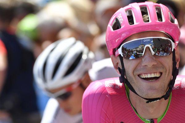 Pierre Rolland signe chez Vital Concept Cycling Club