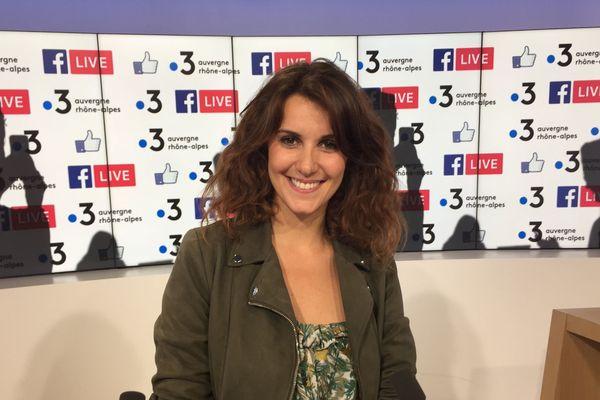 Fanny Agostini, la célèbre présentatrice de Thalassa et Auvergnate d'origine, était l'invitée de notre Facebook live. Elle répondait aux questions des internautes.